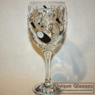 Personalised classic celebration glass