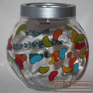 Jelly Bean Cookie Jar
