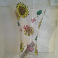 Already Painted Flower Vase