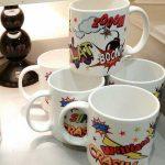 printed personalised mugs