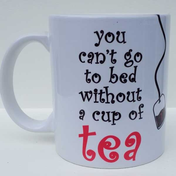 Bed Tea Mug
