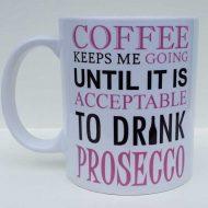 Coffee Prosecco