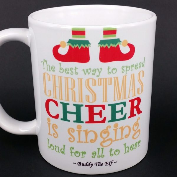 Buddy The Elf Mug