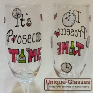 Prosecco Time Slogan Design