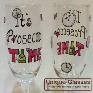 Prosecco Time Slogan Design